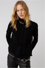 Dorothee Schumacher Lace Embrace Cardigan