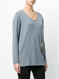 Fabiana Filippi Embellished Pullover