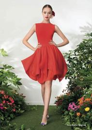 Chiara Boni La Petite Robe Arynn Organza Sf Dress