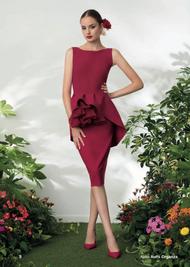 Chiara Boni La Petite Robe Aulis Organza Dress