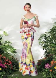 Chiara Boni La Petite Robe Lady Long Dress