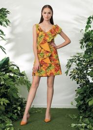 Chiara Boni La Petite Robe Hui Print Dress