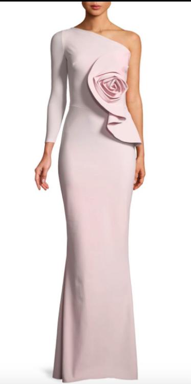 Chiara Boni La Petite Robe Poudre Noriko Sf Long Dress (NORIKO LONG ...