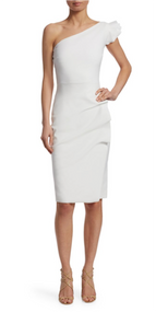 Chiara Boni La Petite Robe Bianco Civia Dress