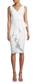 Chiara Boni La Petite Robe Bianco Ceren Dress