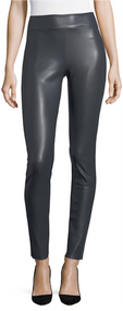 Chiara Boni La Petite Robe Colombe Faux Leather Pants
