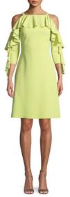 Chiara Boni La Petite Robe Avocado Marcellina Dress