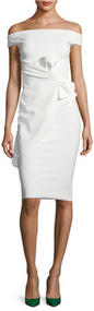Chiara Boni La Petite Robe Bianco Rashmi Dress