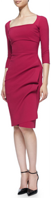 Chiara Boni La Petite Robe Granata Amy Dress