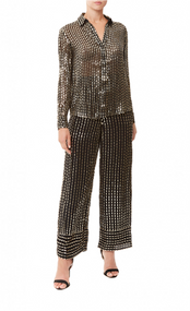 Temperley London Mosaico Shirt