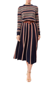 Temperley London Ida Knit Top