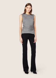Derek Lam Sasha Sleeveless Top - Grey