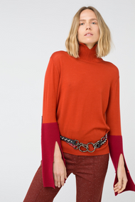 Dorothee Schumacher Magnified Moment Turtle Pullover