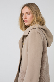 Dorothee Schumacher Play On Contrasts Jacket