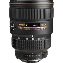 Nikon 17-35mm f/2.8D Ed-If AF-S Zoom