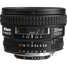 Nikon 20mm f/2.8D Af - Nikkor