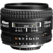 Nikon 28mm f/2.8D AF - Nikkor