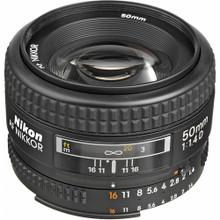 Nikon 50mm f/1.4D Af Lens