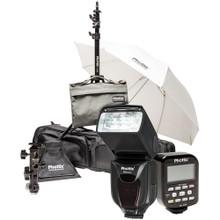 Phottix Scott Kelby Mitros+ TTL Flash and Odin TCU TTL Flash Trigger For Canon