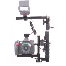 Dot Line Rps Studio Ttl Digital Flash Bracket For Canon Rebel Style Cameras