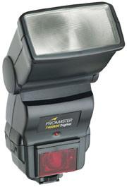 Promaster 7400Edf Flash For Olympus