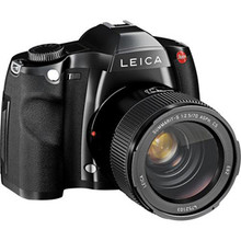 Leica S2 Digital SLR (37.5 MP) (Black)