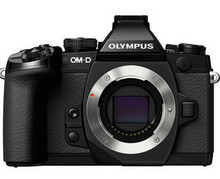 Olympus OM-D E-M1 DSLR Camera (Body Only)