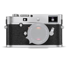 Leica M-P M-System Camera (Silver Chrome)