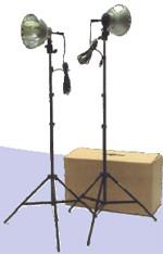 RPS Deluxe 1500 Watt 3 Light Kit