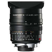 Leica 24mm / F1.4 Asph. Lens