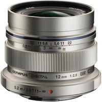 Olympus M.Zuiko Digital ED 12mm f/2.0 Lens