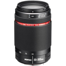 Pentax HD DA 55-300mm f/4-5.8 ED WR Lens