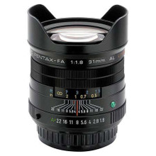 Pentax SMC P-FA 31mm F1.8