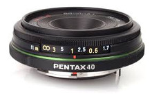 Pentax SMC P-DA 40mm F2.8 Limited