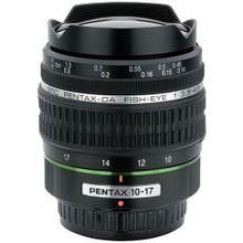 Pentax DA 10-17mm Fisheye F3.5-4.5