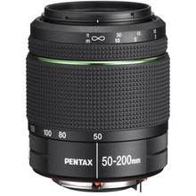 Pentax 50-200mm F4-5.6 ED WR