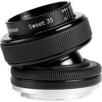 Lensbaby Composer Pro Sweet 35 Optic For Canon