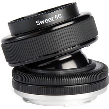 Lensbaby Composer Pro with Sweet 50 Optic