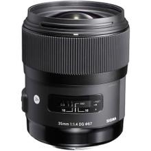 Sigma 35mm F1.4 ART DG HSM