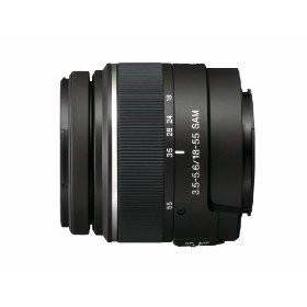 Sony 18-55mm f/3.5-5.6 Sam DT Lens
