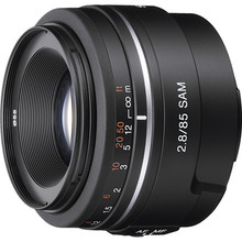 Sony 85mm F2.8 Sam Lens