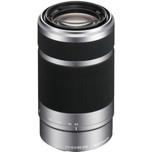 Sony 55-210mm F4.5-6.3 E Mount