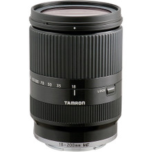 Tamron 18-200mm Di III VC All-In-One Zoom Lens for Sony NEX Cameras