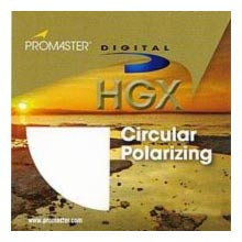 Promaster Digital HGX Circular Polarizing Filter