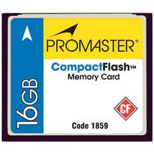 Promaster CF 32 GB Memory Card