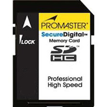Promaster Vectra SD HC 4GB (Class 4) Memory Card