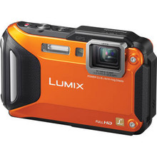 Panasonic Lumix DMC-TS6 Digital Camera