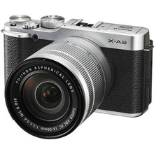 Fujifilm X-A2 with XC 16-50mm f/3.5-5.6 OIS II Lens