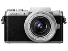 PANASONIC LUMIX DMC-GF7KK Compact System Camera (DSLM) with 12-32mm Kit Lens