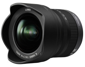 Panasonic 7-14mm 4.0 Micro 4/3 Lens